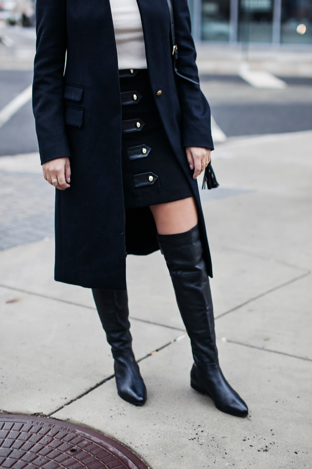 All Saints Over The Knee Boots - Boot Hto