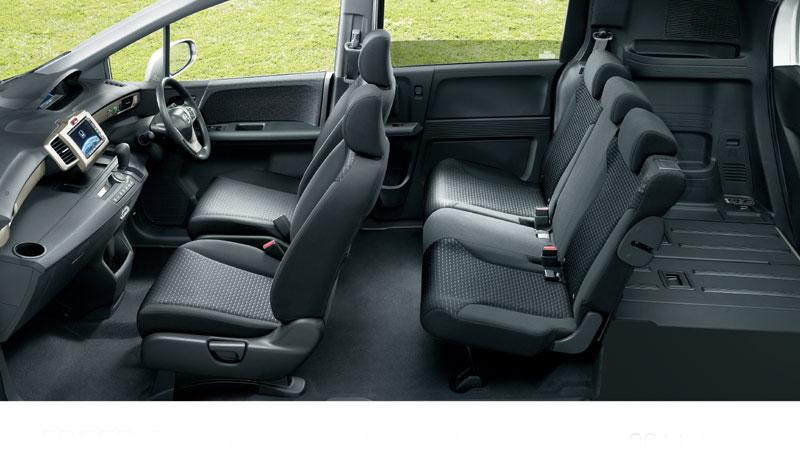 Auto Show 2012 Honda Freed Hybrid