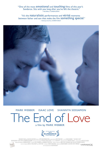The End of Love 2013 Bioskop