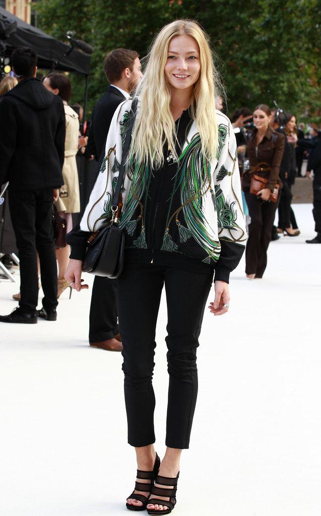 My Fashion Tricks Street Style London Fashion Week S S 2013
