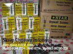 Sekrup Gypsum
