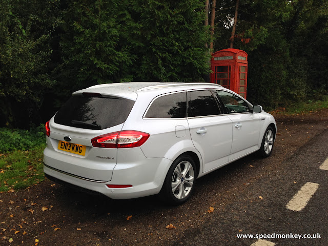 2013 Ford Mondeo estate