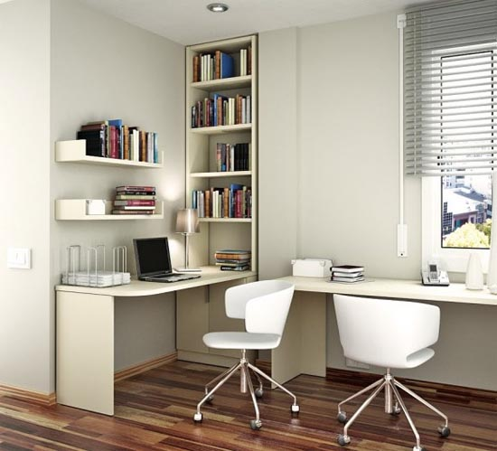 MODERN STUDY ROOM INTERIOR DESIGN IDEAS | Interior design ideas