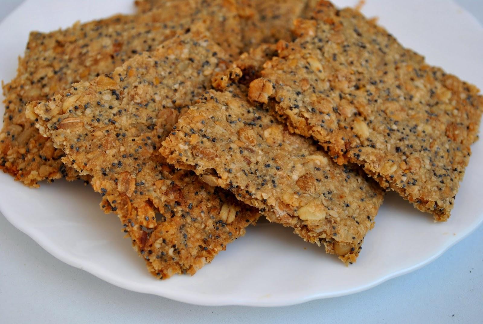 Печенье из семени льна рецепт