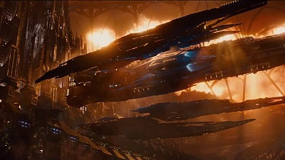 Jupiter Ascending (Movie) - Trailer 3 - Song / Music