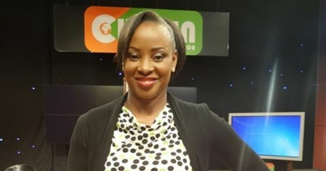Kenya 247: HAVE YOU SEEN CITIZEN TV KANZE DENA'S DOWN THERE...