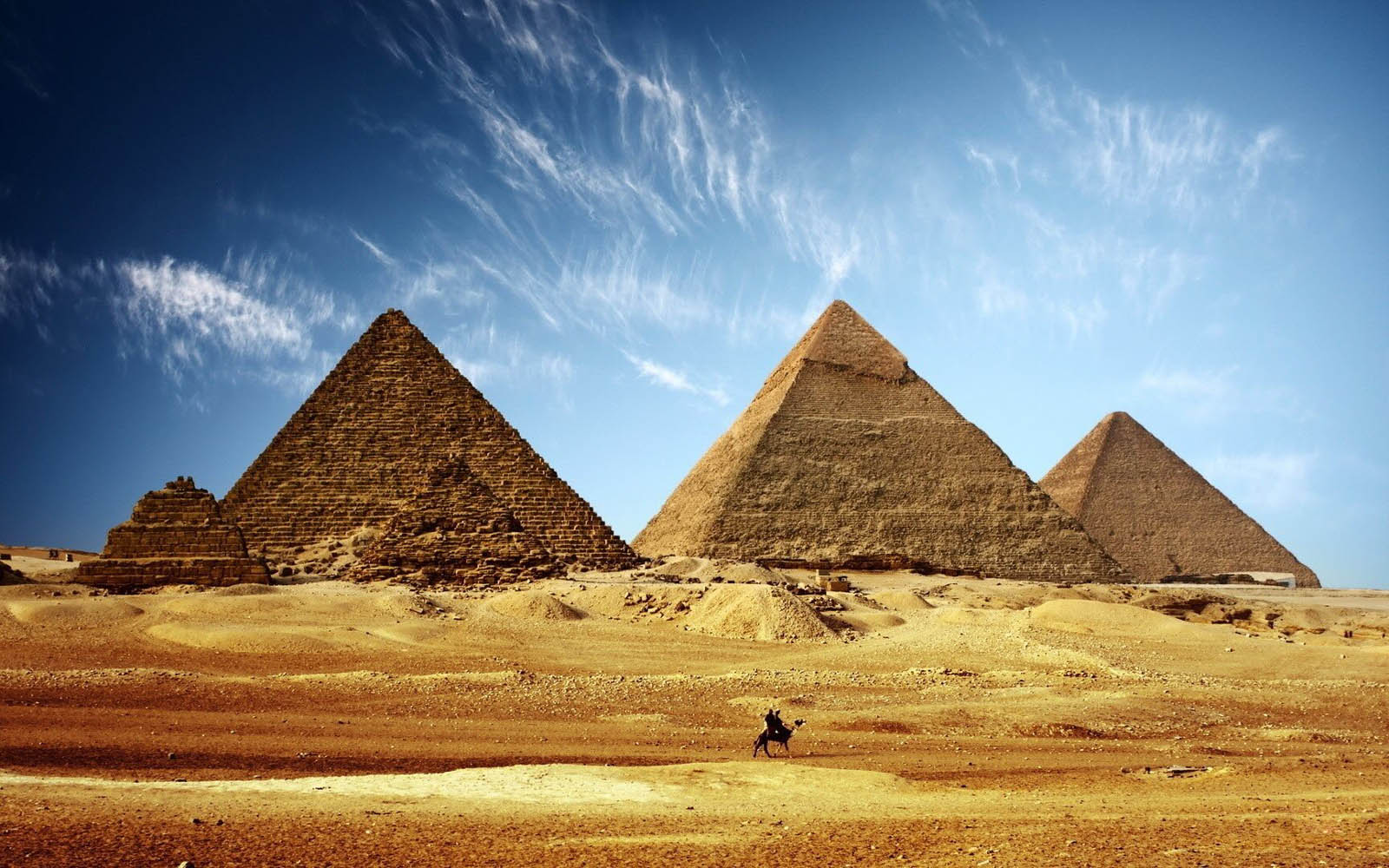 pyramids from ancient egypt
