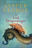 bookcover of  The Last Dragonslayer (The Last Dragonslayer #1) by Jasper Fforde