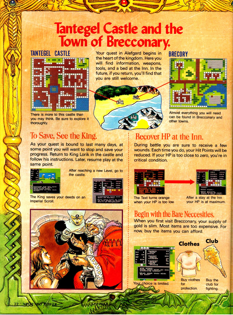 Dragon Warrior Nes Cheats