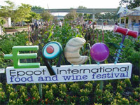 International Food and Wine Festival at Epcot