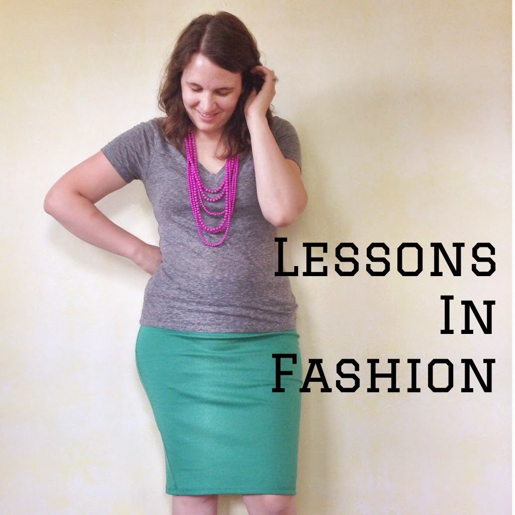 Lessons in Fashion