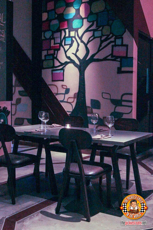 Vyne restaurant