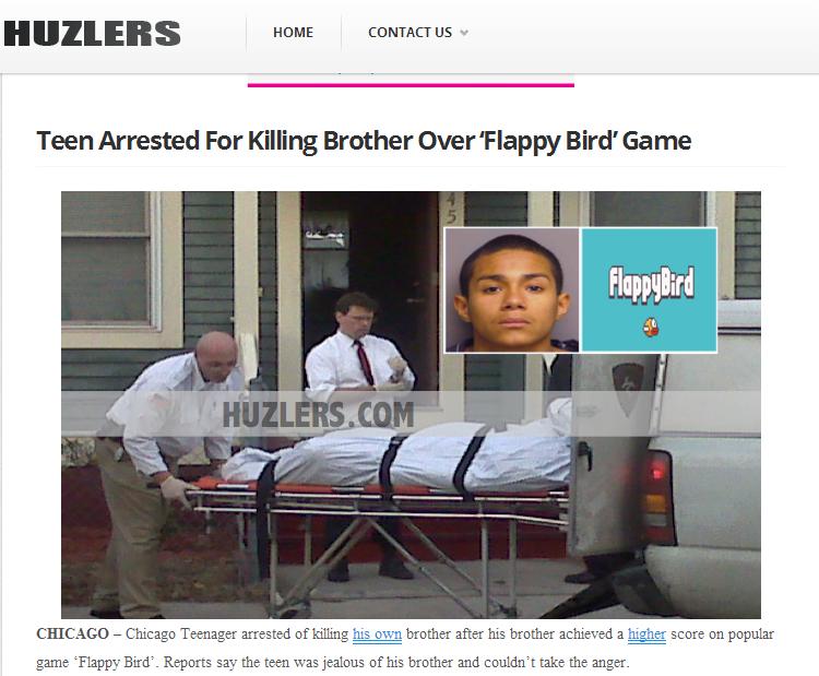 Remaja terbunuh karena game