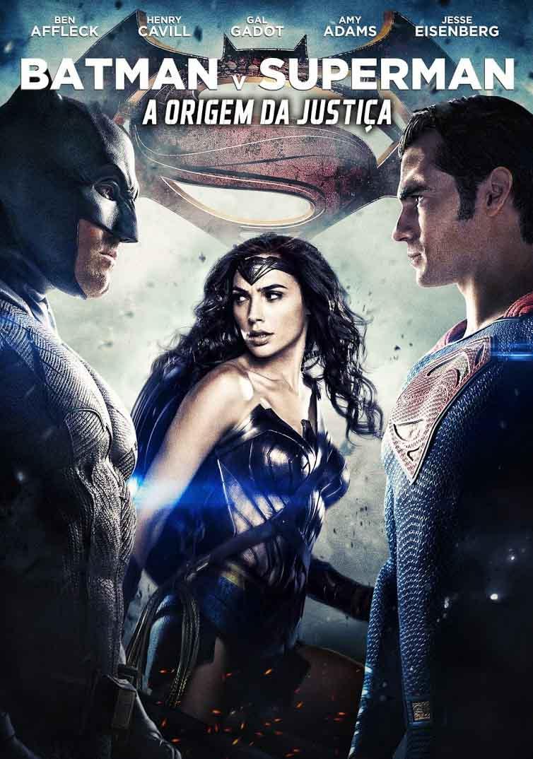 Batman vs Superman: A Origem da Justiça Edição Estendida Torrent - BluRay 720p/1080p Dual Áudio (2016)