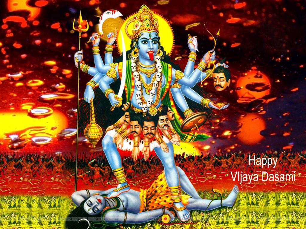 Goddess Sri Kali Mata Wallpapers for free download