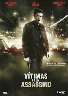 Vítimas de Um Assassino - DVDRip Dual Áudio