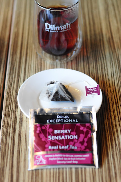dilmah exceptional berry sensation