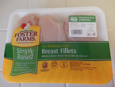 Foster%2BFarms%2BSimply%2BRaised%2BBreast%2BFillets Weight Loss Recipes New Product Alert: Foster Farms® Organic and Simply Raised Chicken