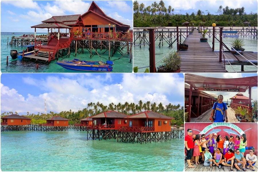 Maratua Paradise Resort Kalimantan