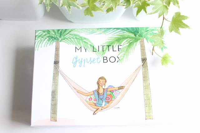 My Little Box Gypset August 2015 Review