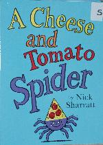 A Cheese and Tomato Spider cover.
