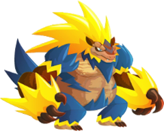 imagen de bonbon de monster legends