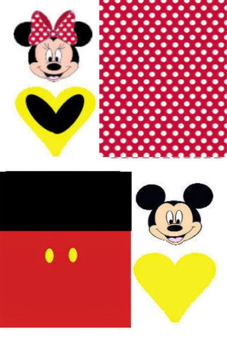 Mickey y Minnie: Envoltorios Especiales para Golosinas, para ...