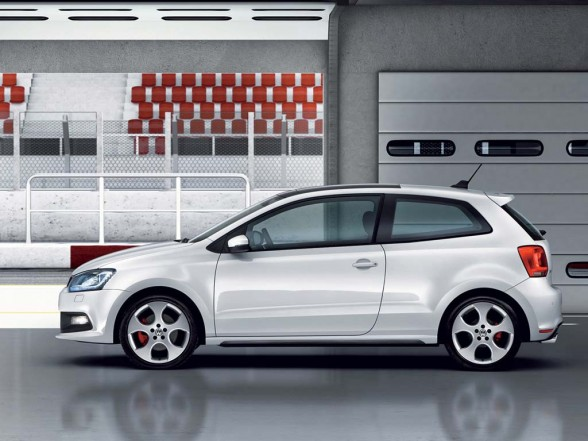 Car Revolution  2012 Volkswagen Polo GTI Sporty Responsive