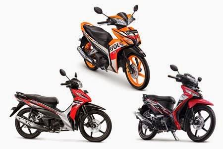 Konsumsi BBM Motor Honda