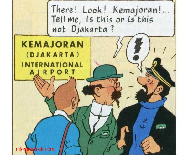 Menyingkap Misteri Dua Sudut Sejarah Jakarta yang Terlupa
