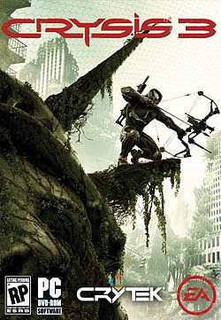 Crysis 3 trailer launch