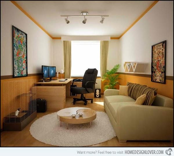 Desain Interior Ruang Tamu Kecil Sederhana Namun Menawan & 23 Desain Interior Ruang Tamu Kecil Sederhana Namun Menawan ~ Ayeey.com