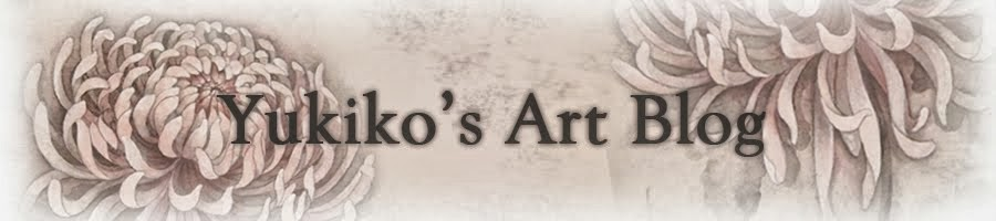 Yukiko's Art Blog