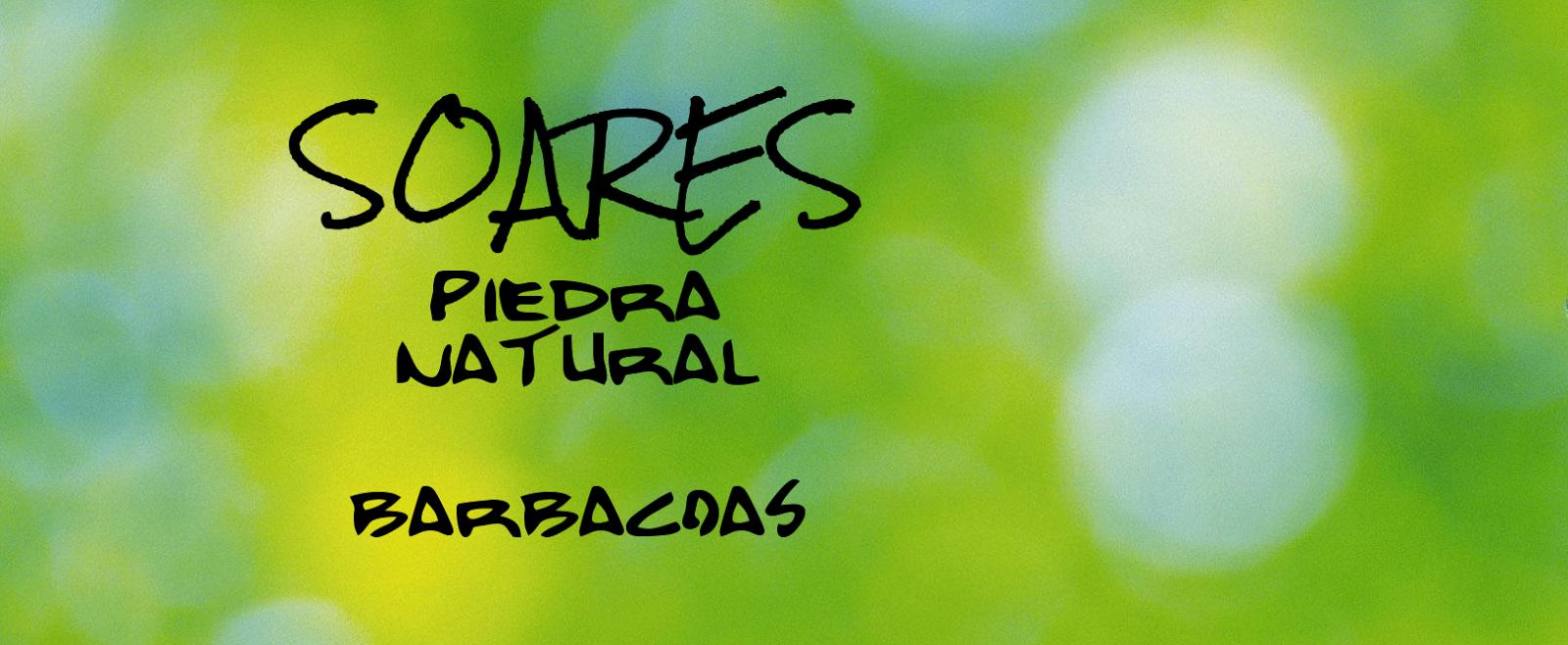 Soares revestimientos barbacoas en piedra natural - Barbacoas de piedra natural ...