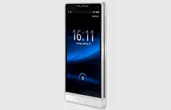 Sony Ericsson Nozomi Specification, Photo Leaks