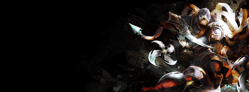 Talon League of Legends Facebook Cover PHotos