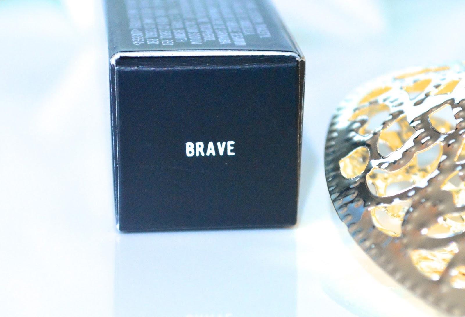 Mac Brave Lipstick, Kylie Jenner Pout, Kylie Jenner Brave