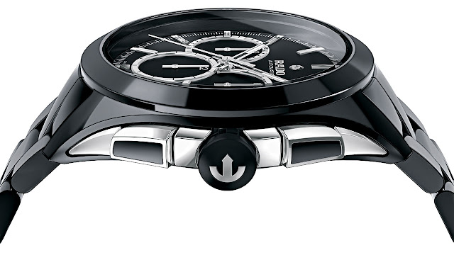 Rado HyperChrome Automatic Chronograph Watch side