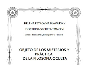 La Doctrina Secreta TOMO 6