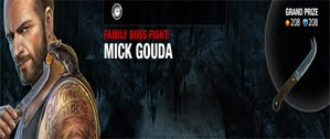 Family Boss Mick Gouda