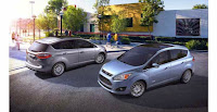 Enjoy Dynamic Driving Experience with 2013 Ford C Max Energy