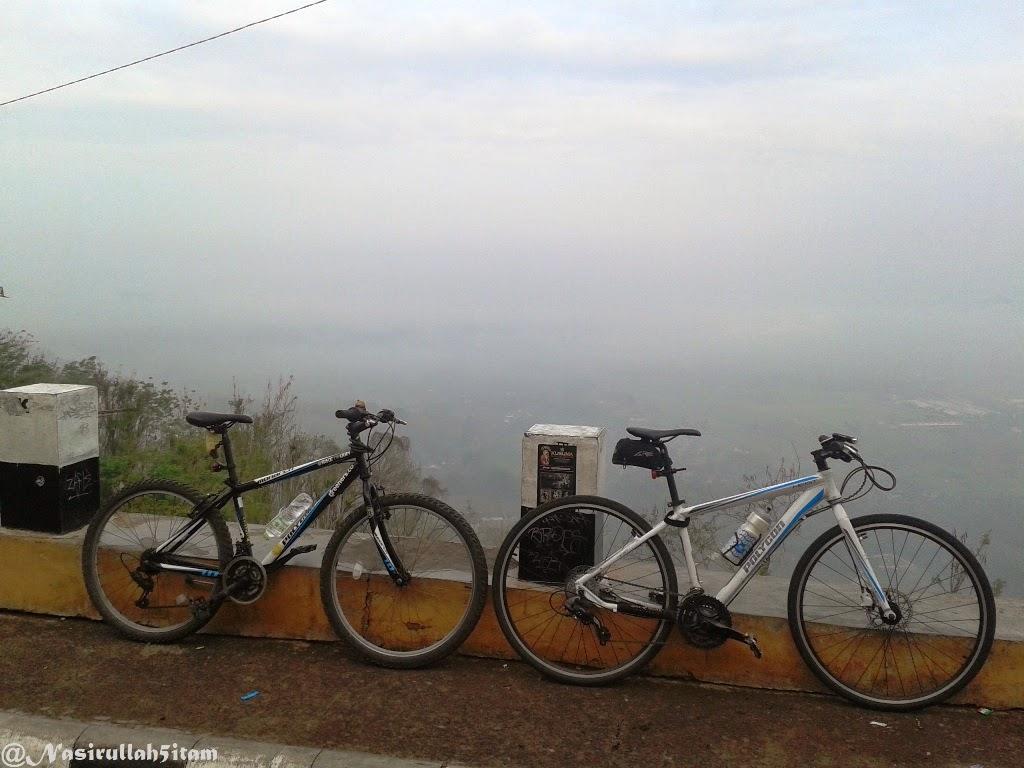 Pagi hari di Bukit Bintang, Gunung Kidul