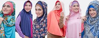 Cara Memakai Jilbab Berbagai Macam Bentuk