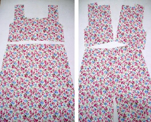 these are the patterns of the dress