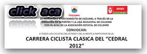 Convoc. Cozumel  cedral 2012 , 5 y 6  de mayo 2012