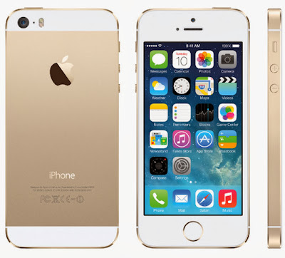 iPhone 5S Champagne Gold