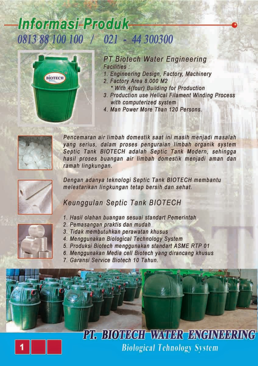 cara pemasangan septic tank biotech, brosur septic tank biotech, stp, ipal, toilet portable fibreglass, flexible toilet, spiteng biotek, biofive, biogift, biofil