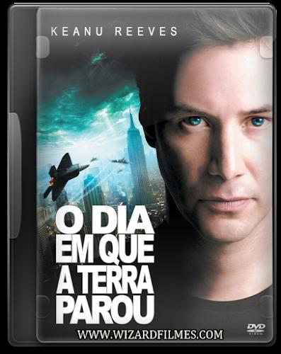 O Dia Em Que a Terra Parou Torrent BluRay Rip 720p Dual Áudio (2008)