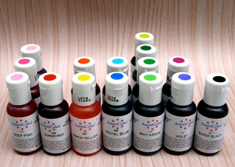 Emejing Paste Food Coloring Ideas - awesomeessay.us - awesomeessay.us