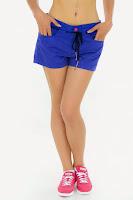 Pantalon scurt PUMA pentru femei WOMENS HOT PANTS